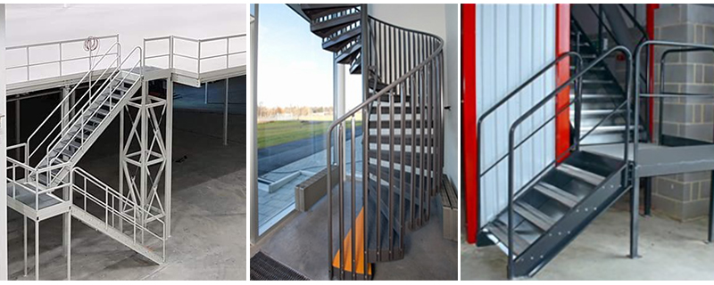 Stairs Railings And Gates Mezzanine ӏ